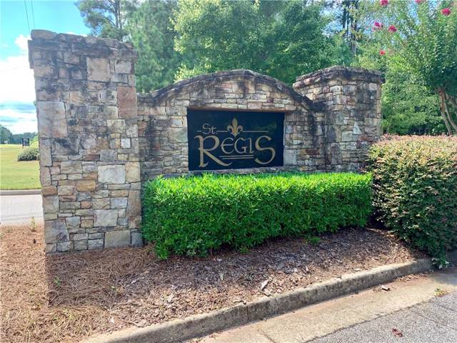813 Saint Regis Way, Oxford, GA 30054 (MLS #6606575) :: North Atlanta Home Team