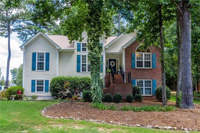 1705 Alcovy Woods Lane, Lawrenceville, GA 30045 (MLS #6606579) :: Iconic Living Real Estate Professionals