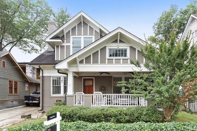 787 Greenwood Avenue NE, Atlanta, GA 30306 (MLS #6606580) :: North Atlanta Home Team