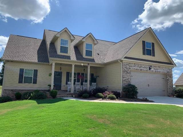 445 Rabbit Run, Good Hope, GA 30641 (MLS #6606608) :: The Heyl Group at Keller Williams