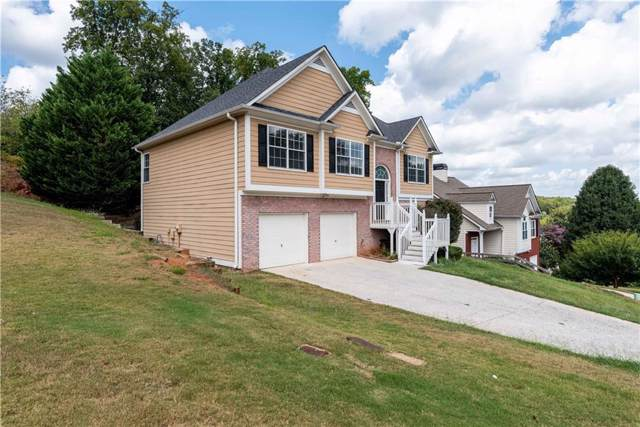 4957 Newpark Lane NW, Acworth, GA 30101 (MLS #6606624) :: The Zac Team @ RE/MAX Metro Atlanta
