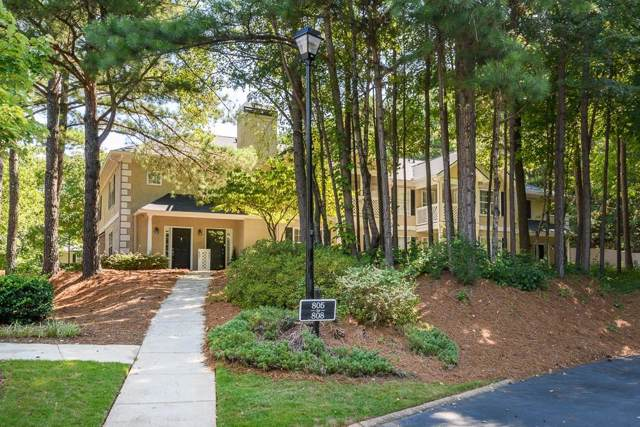 807 Peachtree Forest Avenue, Peachtree Corners, GA 30092 (MLS #6606629) :: RE/MAX Paramount Properties