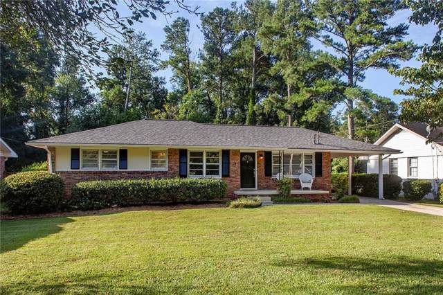 2419 Hunting Valley Drive, Decatur, GA 30033 (MLS #6606643) :: North Atlanta Home Team