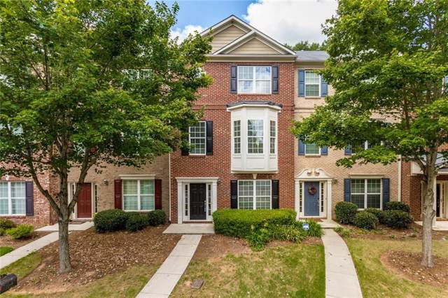 607 Pecan Knoll Drive, Marietta, GA 30008 (MLS #6606645) :: North Atlanta Home Team