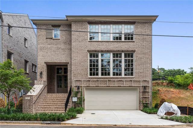 4027 Haverhill Drive, Atlanta, GA 30342 (MLS #6606650) :: Iconic Living Real Estate Professionals