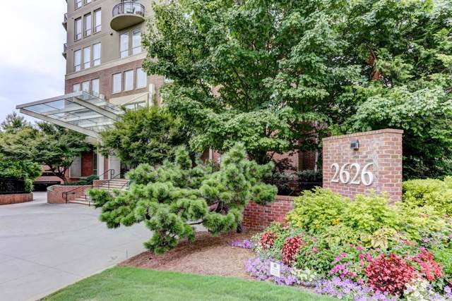2626 Peachtree Road NW #1407, Atlanta, GA 30305 (MLS #6606657) :: Iconic Living Real Estate Professionals