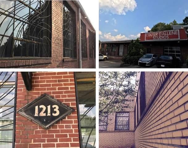 1213 Allene Avenue SW #106, Atlanta, GA 30310 (MLS #6606694) :: The Cowan Connection Team
