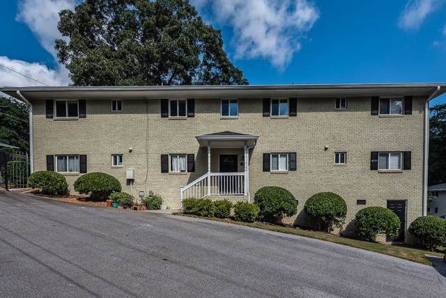 232 Olympic Place #44, Decatur, GA 30030 (MLS #6606699) :: Iconic Living Real Estate Professionals