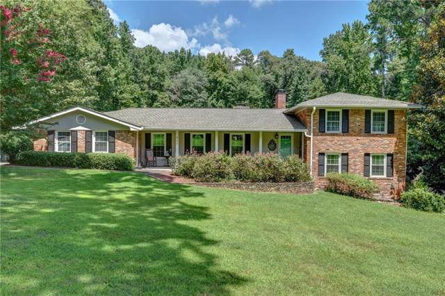 865 Hickory Drive SW, Marietta, GA 30064 (MLS #6606728) :: The Heyl Group at Keller Williams