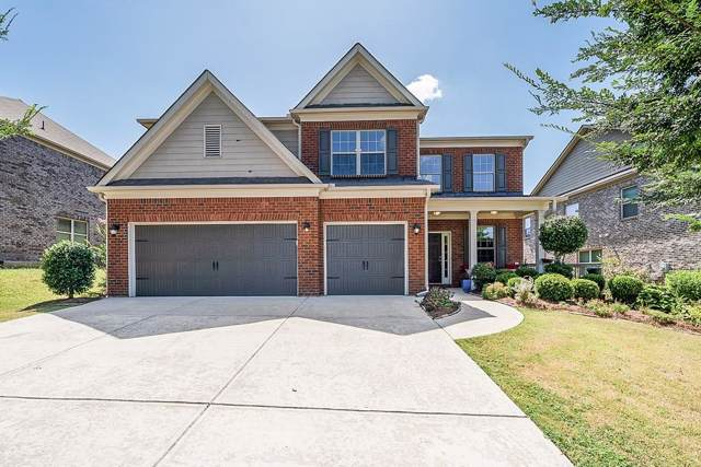 465 Nichols View Way, Suwanee, GA 30024 (MLS #6606740) :: The Cowan Connection Team