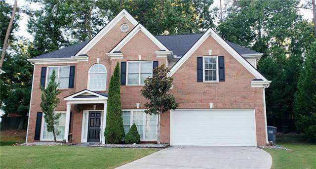 1883 Arbor Springs Way, Buford, GA 30519 (MLS #6606747) :: Iconic Living Real Estate Professionals