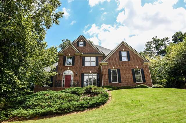 2874 Misty Rock Cove, Dacula, GA 30019 (MLS #6606765) :: RE/MAX Paramount Properties