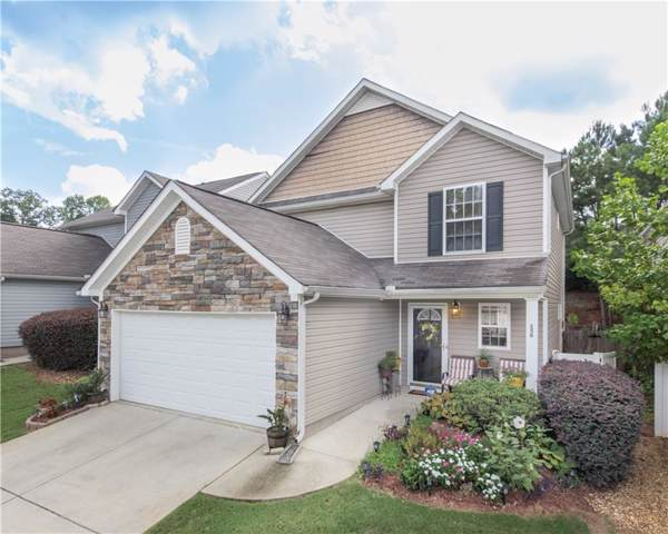 158 Topaz Drive, Dallas, GA 30132 (MLS #6606768) :: Kennesaw Life Real Estate