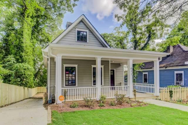 671 Hugh Street, Atlanta, GA 30310 (MLS #6606771) :: The Heyl Group at Keller Williams
