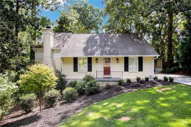 2796 Ridgemore Road NW, Atlanta, GA 30318 (MLS #6606807) :: North Atlanta Home Team