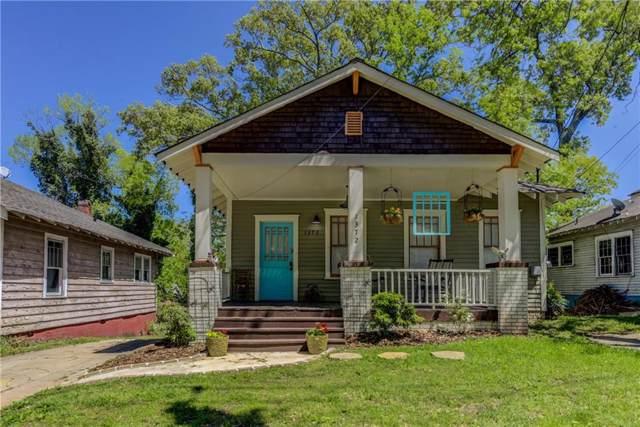 1372 Sylvan Road SW, Atlanta, GA 30310 (MLS #6606814) :: KELLY+CO