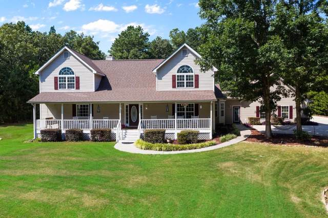 134 Cowan Drive SW, Cartersville, GA 30120 (MLS #6606817) :: Kennesaw Life Real Estate