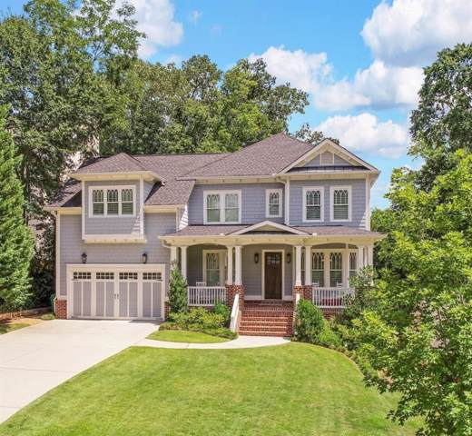 2613 Green Meadows Lane NE, Brookhaven, GA 30319 (MLS #6606829) :: Julia Nelson Inc.