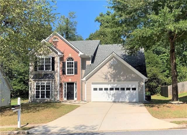 1470 Walnut Hill Circle, Lawrenceville, GA 30043 (MLS #6606830) :: The Stadler Group