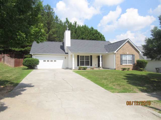 5740 Village Loope Circle, Fairburn, GA 30213 (MLS #6606857) :: RE/MAX Paramount Properties
