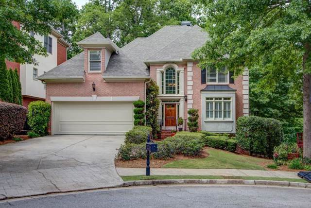 340 Nell Court, Sandy Springs, GA 30342 (MLS #6606866) :: The Realty Queen Team