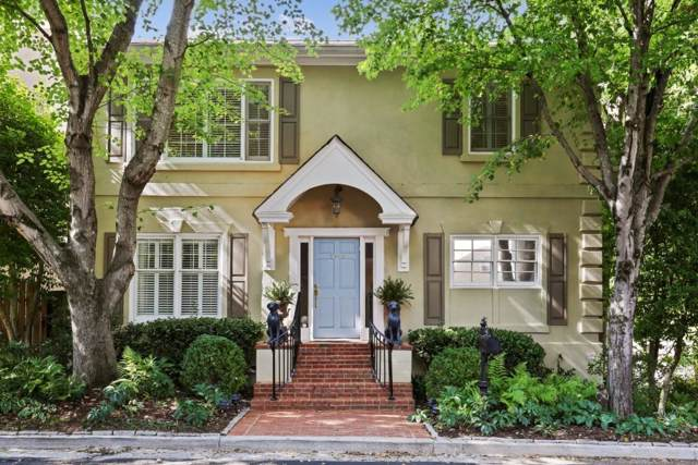2876 Bainbridge Way SE, Atlanta, GA 30339 (MLS #6606867) :: Iconic Living Real Estate Professionals