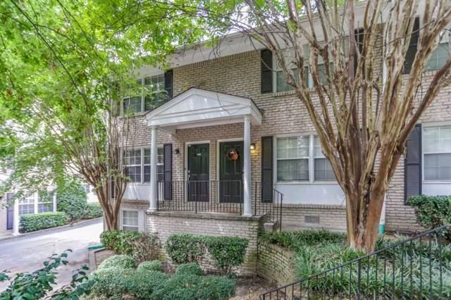 2232 Dunseath Avenue NW #418, Atlanta, GA 30318 (MLS #6606873) :: The Hinsons - Mike Hinson & Harriet Hinson