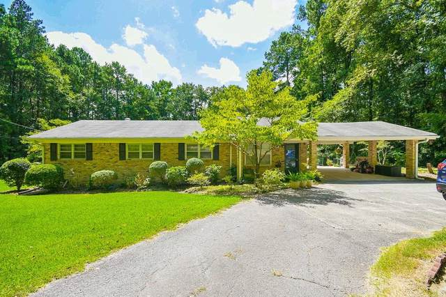 3820 Moore Road, Ellenwood, GA 30294 (MLS #6606894) :: The Heyl Group at Keller Williams