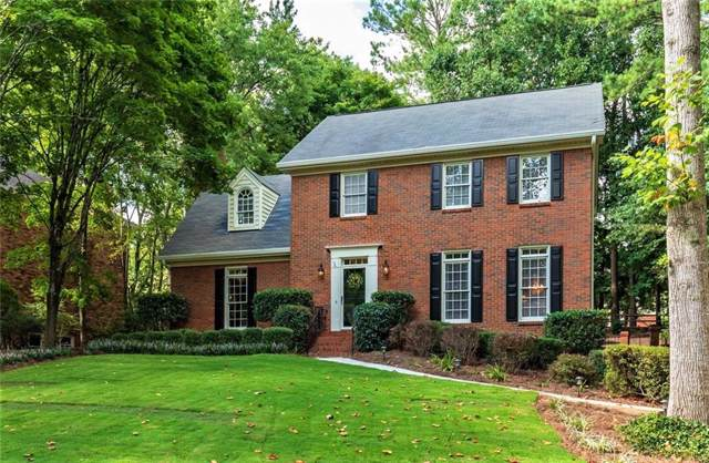 4350 Doerun Court, Peachtree Corners, GA 30092 (MLS #6606896) :: Julia Nelson Inc.