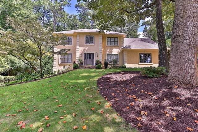 265 Old Tree Trace, Roswell, GA 30075 (MLS #6606900) :: Iconic Living Real Estate Professionals