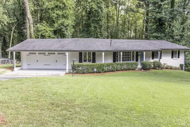 3488 Toll House Lane SW, Atlanta, GA 30331 (MLS #6606911) :: The Heyl Group at Keller Williams