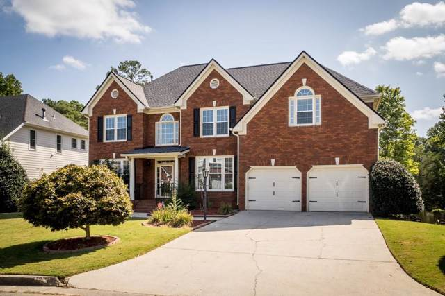 5577 Hedge Brooke Drive NW, Acworth, GA 30101 (MLS #6606913) :: Kennesaw Life Real Estate