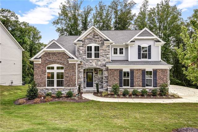 141 Millstone Way, Canton, GA 30115 (MLS #6606916) :: The Cowan Connection Team