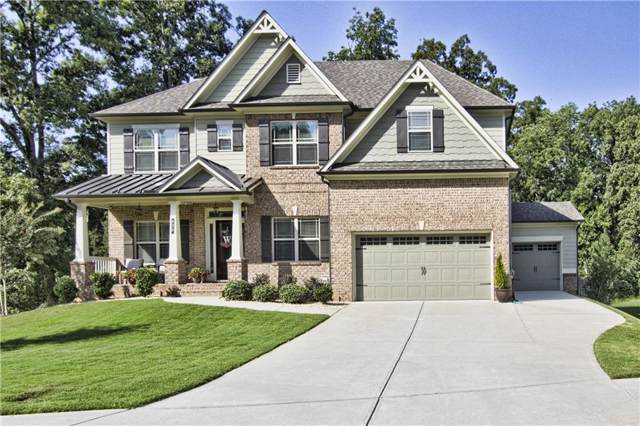 920 Mulberry Bay Drive, Dacula, GA 30019 (MLS #6606956) :: RE/MAX Paramount Properties