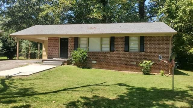 1856 Austell Circle SW, Marietta, GA 30060 (MLS #6606957) :: Path & Post Real Estate