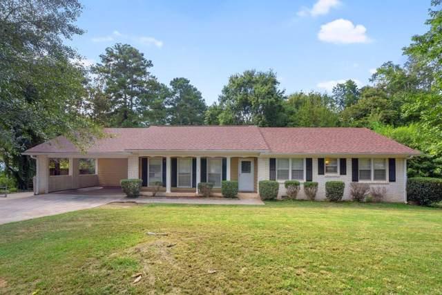 5145 Kings Highway, Douglasville, GA 30135 (MLS #6607001) :: RE/MAX Paramount Properties