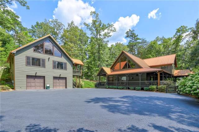 2939 Mountain Tops Road, Blue Ridge, GA 30513 (MLS #6607004) :: The North Georgia Group