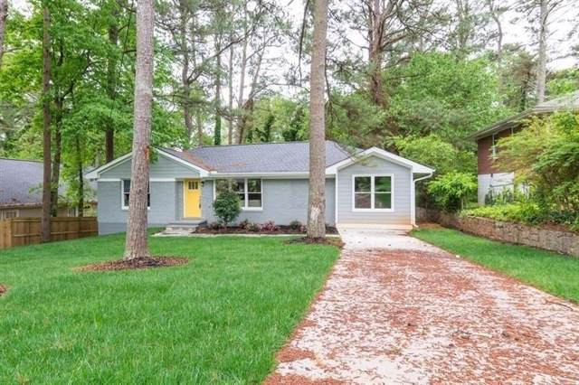2117 Trailwood Road, Decatur, GA 30032 (MLS #6607035) :: RE/MAX Paramount Properties