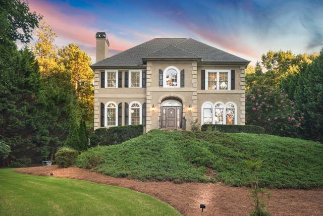 125 Barclay Court, Peachtree City, GA 30269 (MLS #6607047) :: Julia Nelson Inc.