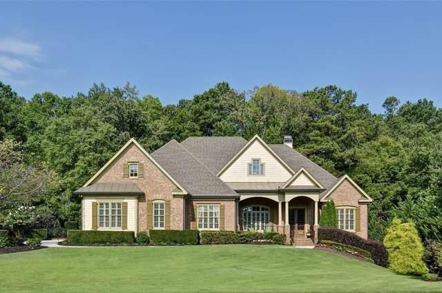 465 Scott Farm Drive, Powder Springs, GA 30127 (MLS #6607062) :: Kennesaw Life Real Estate