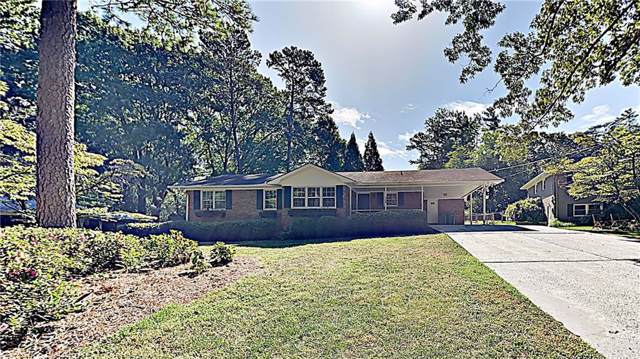 3485 Dunn Street SE, Smyrna, GA 30080 (MLS #6607063) :: Iconic Living Real Estate Professionals
