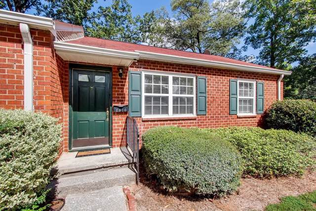 2910 Reed Street SE, Smyrna, GA 30080 (MLS #6607100) :: Iconic Living Real Estate Professionals