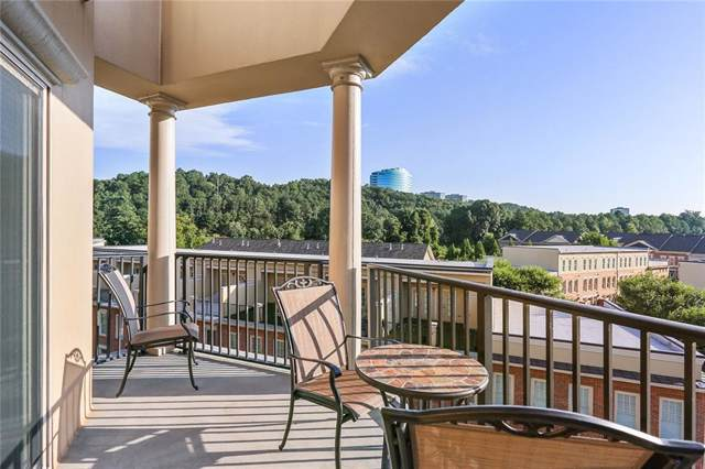 200 River Vista Drive #715, Atlanta, GA 30339 (MLS #6607104) :: Kennesaw Life Real Estate