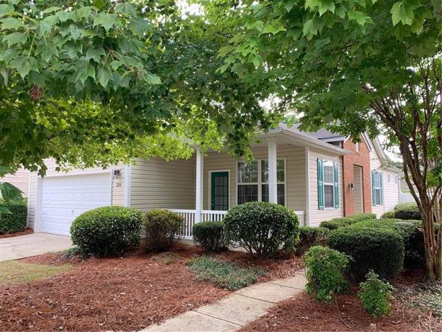 320 Harmony Court, Milton, GA 30004 (MLS #6607108) :: North Atlanta Home Team