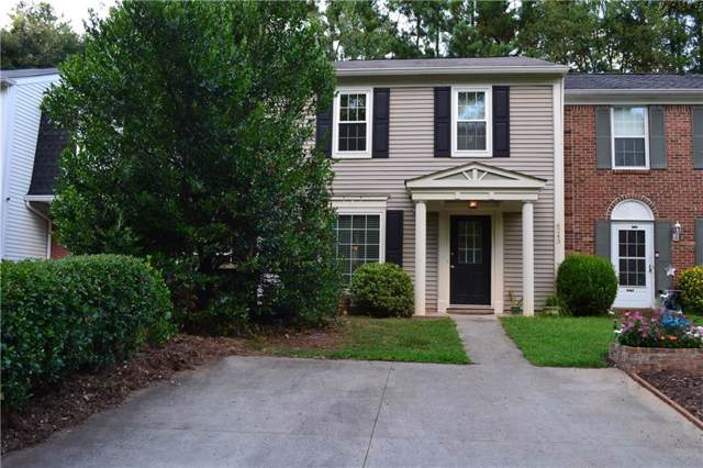 6243 NE Summit Trail NE, Peachtree Corners, GA 30092 (MLS #6607147) :: Julia Nelson Inc.