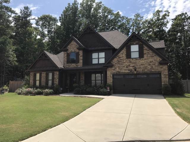 457 Dublin Way, Dallas, GA 30132 (MLS #6607150) :: Kennesaw Life Real Estate
