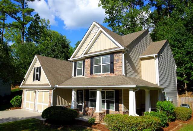 3602 Malcolm Manor NW, Kennesaw, GA 30144 (MLS #6607166) :: The Zac Team @ RE/MAX Metro Atlanta