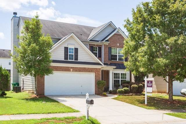 2095 Black Oak Lane, Ellenwood, GA 30294 (MLS #6607173) :: The Heyl Group at Keller Williams