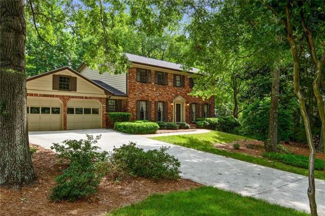 2629 Chimney Springs Drive, Marietta, GA 30062 (MLS #6607186) :: North Atlanta Home Team