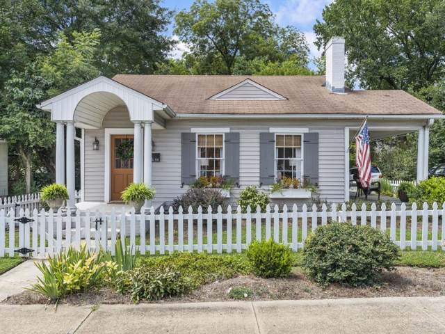 323 Cherokee Street NE, Marietta, GA 30060 (MLS #6607190) :: The Zac Team @ RE/MAX Metro Atlanta